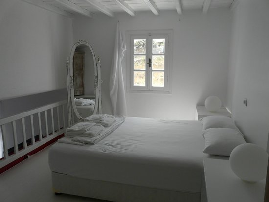 Almyra Guest Houses : chambre