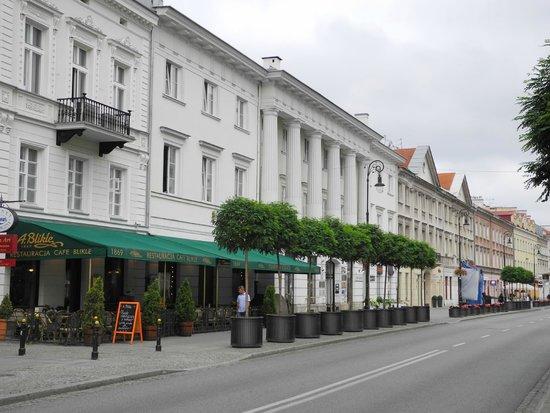 A Blikle : Street view