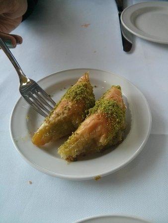 Hamdi Restaurant : Baklava