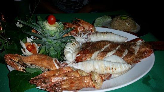 Nature Bar: Fantastic Seafood
