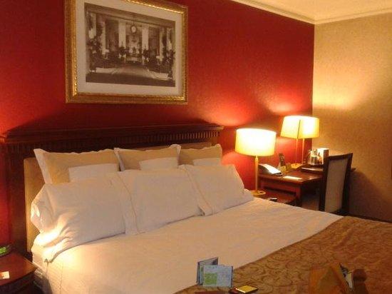 The Roosevelt Hotel: Stanza