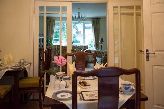 Rathview House: Breakfast room