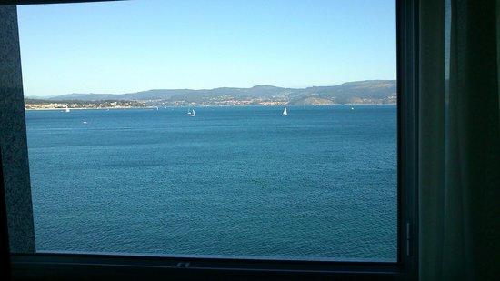 Hotel Siroco: vistas ventana