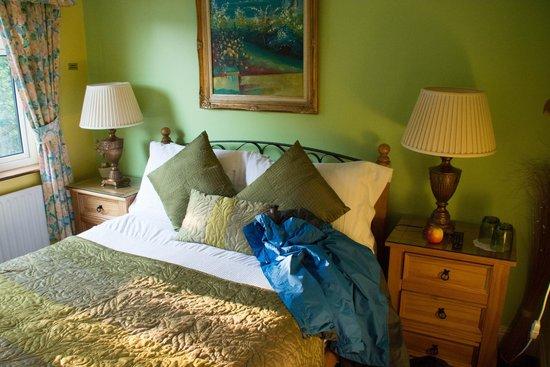 Rathview House: doublroom en-suite
