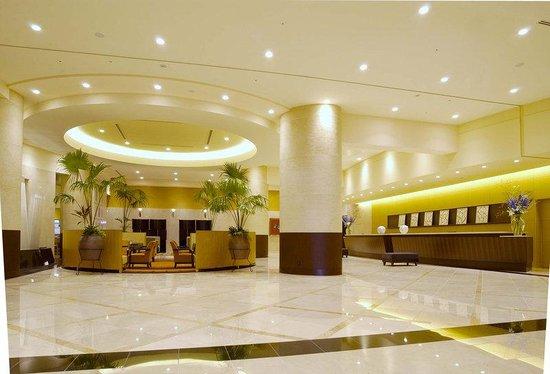 JR Tower Hotel Nikko Sapporo : Lobby