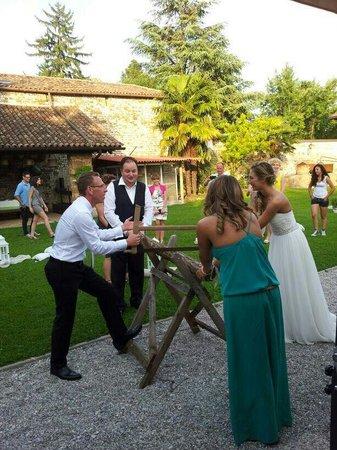 Il Vagabondo: Ottimo per matrimoni!!!