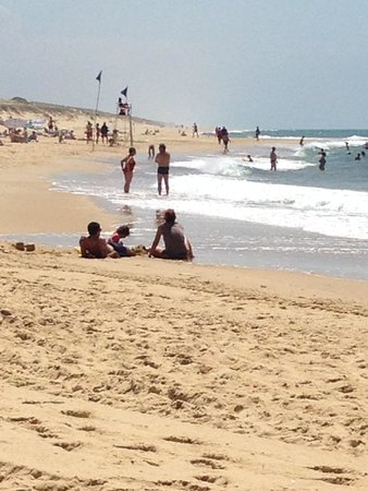 Madame Vacances Villas La Prade : Moliets Beach