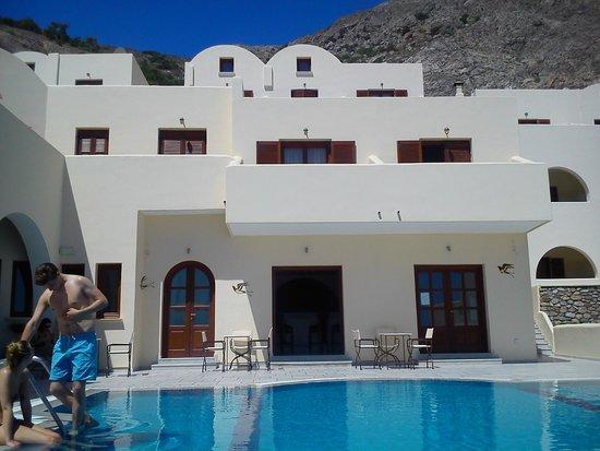 Epavlis Hotel: hotel