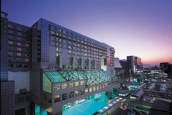 Hotel Granvia Kyoto: Exterior view