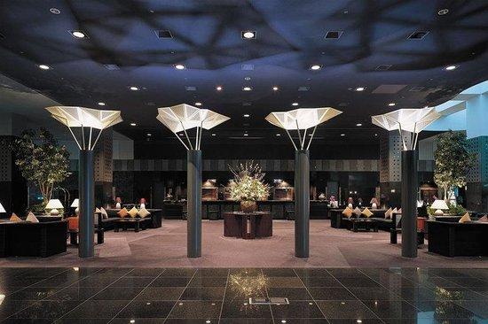 Hotel Granvia Kyoto: Lobby view