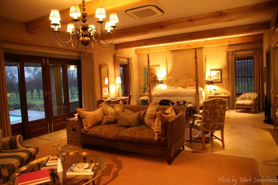 La Petite Dauphine : Room/suite