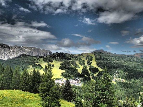Alpenhotel Plattner: Umgebung