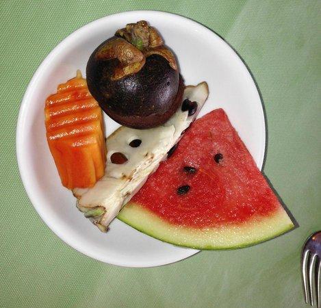 Koyao Island Resort : Breakfast starter :)