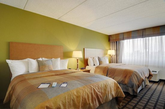 Best Western Plus Chicago Hillside : Double Guest Room
