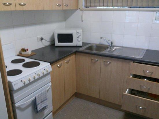 Waterview Apartments: Kitchen
