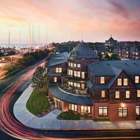 Wyndham Long Wharf Resort : Exterior
