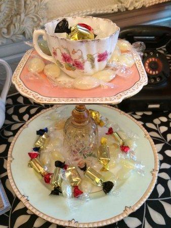 Rosebery Hotel Jesmond: Sweets