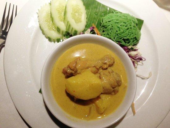 Koyao Island Resort : Delicious Thai Cuisine from resort restaurant
