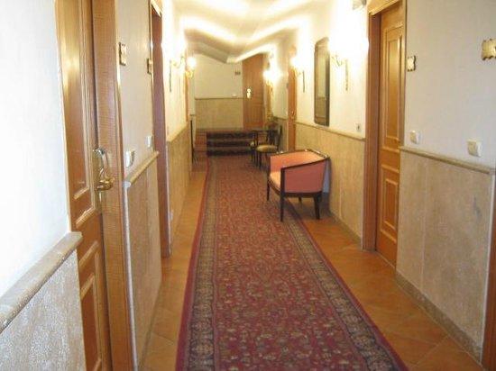 Cristoforo Colombo Hotel : corridoi camere