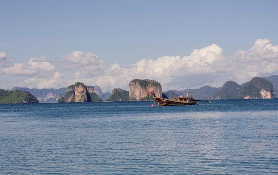 Koyao Island Resort : View from Pool area
