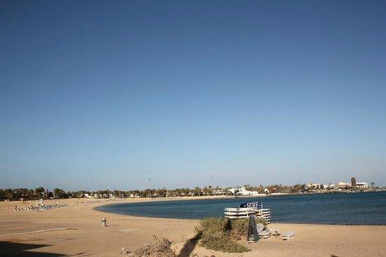 Geranios Suites & Spa Hotel: Hotel_Vista desde la playa