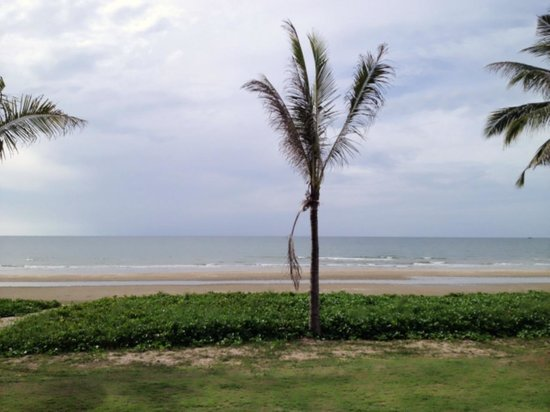 NishaVille Resort: A quiet beach