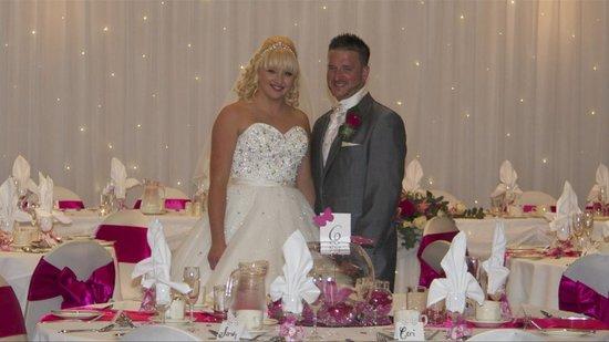 Holiday Inn Newport: Wedding