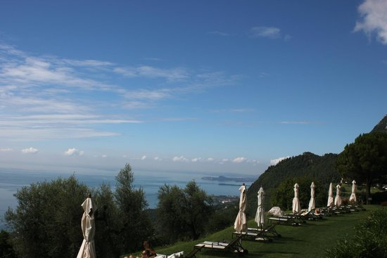 Lefay Resort & Spa Lago di Garda : That's a view.