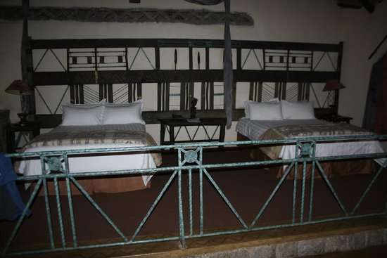 Ancient City Lodge : One of many spacious rooms