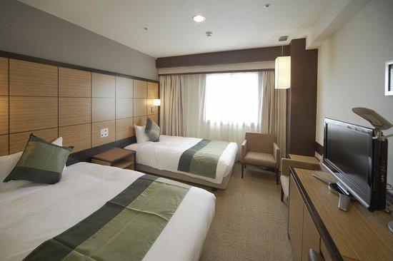 Hotel Wing International Premium Tokyo Yotsuya: Superior Twin