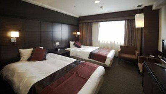 Hotel Wing International Premium Tokyo Yotsuya : Twindark