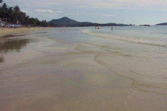 Baan Talay Resort : chaweng beach
