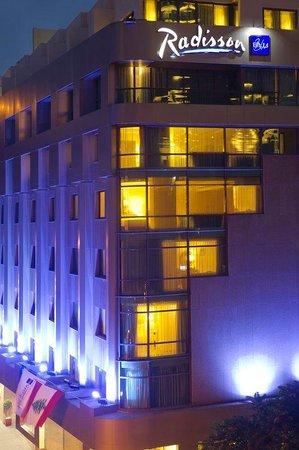 Radisson Blu Martinez Hotel, Beirut: Shadow PPRadisson