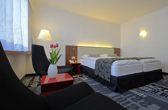 Radisson Blu Hotel, Basel : Guest Room - Standard