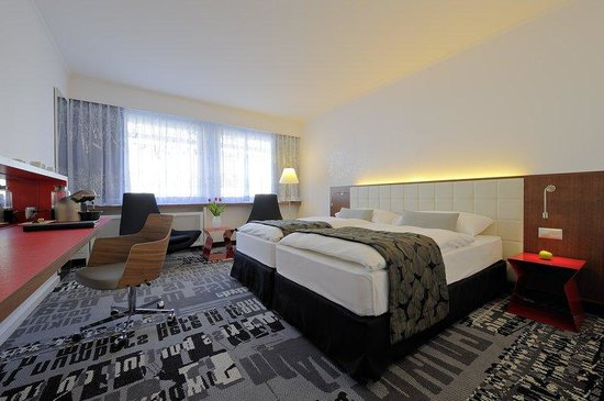 Radisson Blu Hotel, Basel : Guest Room - Business Class