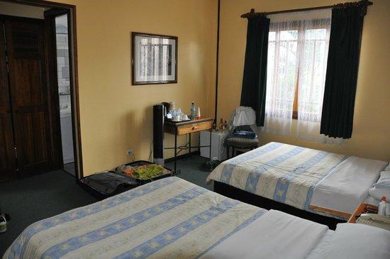Hotel Fleur de Lys : Unser Zimmer Poma