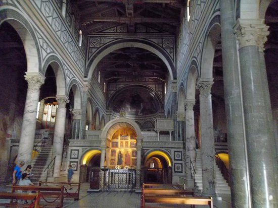 Basilica San Miniato al Monte: The Basilica of San Miniato al Monte