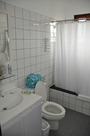 Hotel Fleur de Lys: Unser Bad (Zimmer Poma)