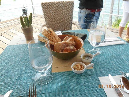 Paprika: The Bread basket.