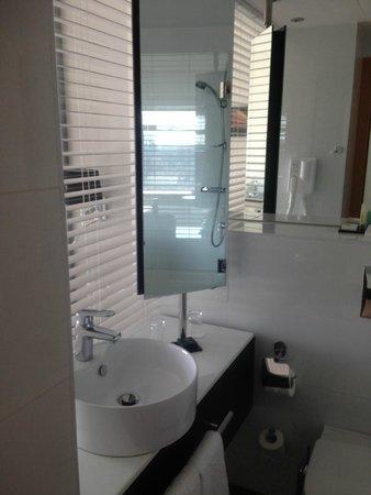 Benjamin Herzliya Business Hotel : Bathroom