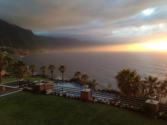 Monte Mar Palace : widok z balkonu