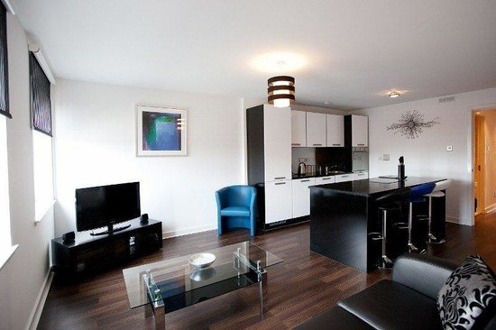 The Spires Serviced Suites: Glasgow