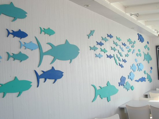 Moby Dick's : Fish fish fish