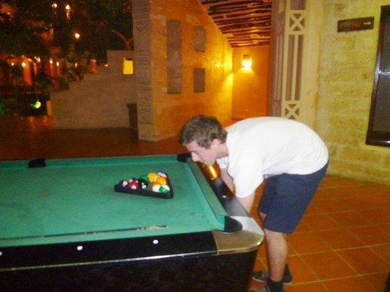 Chich Khan hotel : Pool