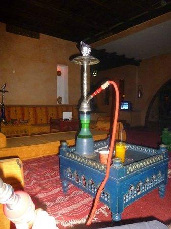 Chich Khan hotel : Shisha
