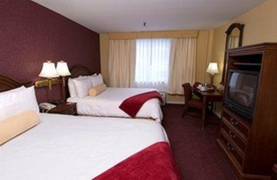 Capitol Plaza: Deluxe Double ROom