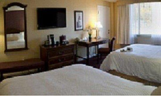 Capitol Plaza: Guestroom