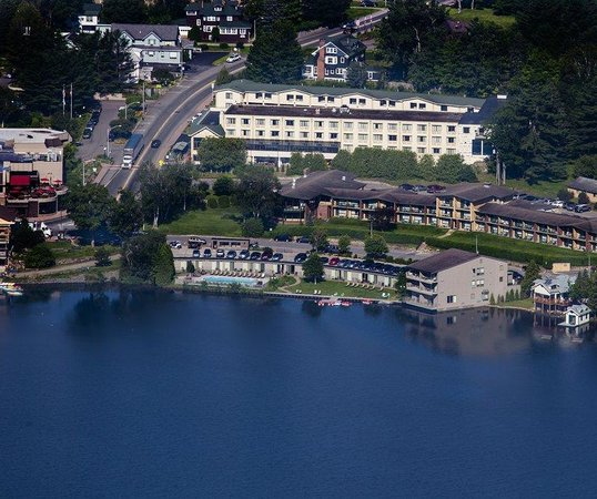 Lake Placid Summit Hotel: Lake Planr