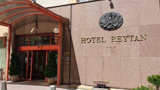 Reytan Hotel: Reytan hôtel, dimanche jour de départ