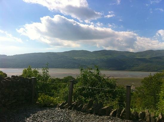 The Slate Shed B &B at Graig Wen: It doesn't get much better than this...